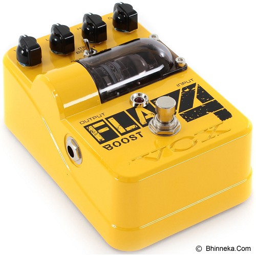 VOX Tone Garage Flat 4 Booster [TG1FL4BT] - Gitar Stompbox Effect